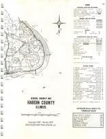 Map Image 024, Pope and Hardin Counties 1975